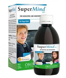 Packshot Supermind Firma Ökopharm